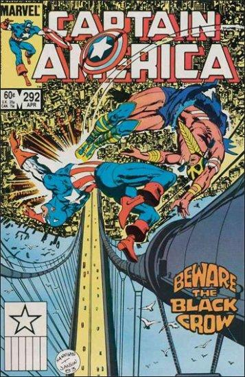 CAPTAIN AMERICA #292 (1968 VOL)