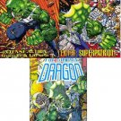 SAVAGE DRAGON VOLUME 1 COMPLETE SET VF/NM (1992)