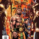 INCREDIBLE HERCULES #129 NM (2009)