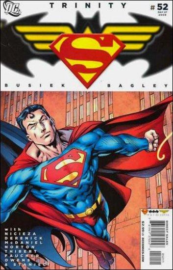 TRINITY #52 NM (2009) SUPERMAN, BATMAN, WONDER WOMAN