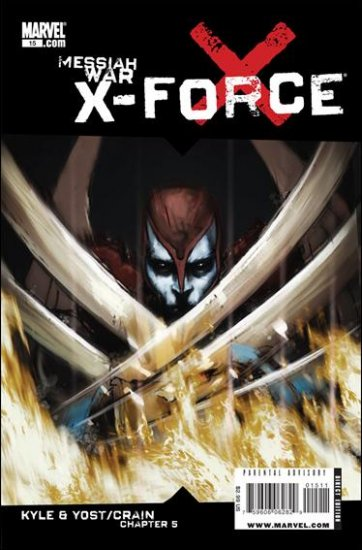 X-FORCE #15 NM (2009)