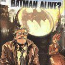 GOTHAM GAZETTE: BATMAN ALIVE? #1 NM (2009)