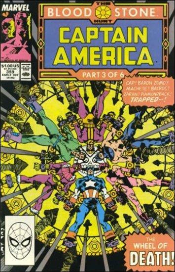 CAPTAIN AMERICA #359 (1968 VOL)