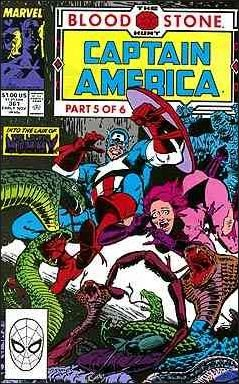 CAPTAIN AMERICA #361 (1968 VOL)