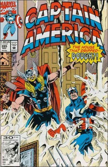 CAPTAIN AMERICA #395 (1968 VOL)