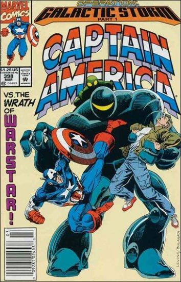 CAPTAIN AMERICA #398 (1968 VOL)