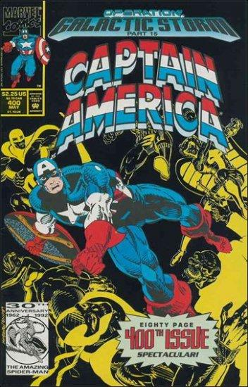 CAPTAIN AMERICA #400 (1968 VOL)