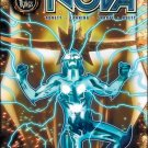 NOVA #25 NM (2009) *WAR OF KINGS*