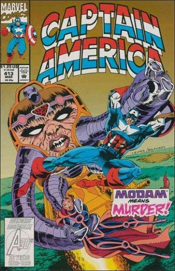 CAPTAIN AMERICA #413 (1968 VOL)