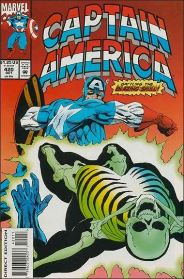 CAPTAIN AMERICA #420 (1968 VOL)