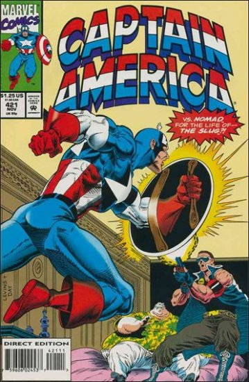 CAPTAIN AMERICA #421 (1968 VOL)