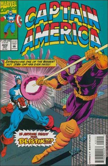 CAPTAIN AMERICA #422 (1968 VOL)