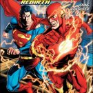 FLASH REBIRTH #3 NM (2009)