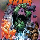 WAR OF KINGS: THE SAVAGE WORLD OF SKAAR #1 NM (2009)