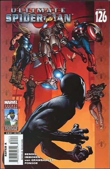 ULTIMATE SPIDER-MAN #126 NM (2008)