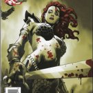 RED SONJA #27 VF/NM PANOSIAN COVER  *DYNAMITE*