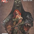 SWORD OF RED SONJA: DOOM OF THE GODS #2C VF/NM RUBI COVER  *DYNAMITE*