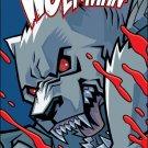 ASTOUNDING WOLF-MAN #2 VF *IMAGE* 2ND PRINTING