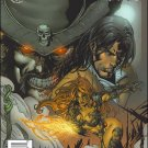 "WITCHBLADE SHADES OF GRAY #2 NM  ""B"" COVER"