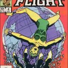 ALPHA FLIGHT VOL 1 #4 F/VF