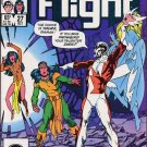 ALPHA FLIGHT VOL 1 #27 VF/NM