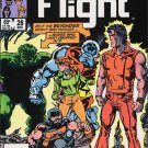 ALPHA FLIGHT VOL 1 #28 VF/NM *SECRET WARS*
