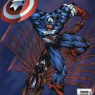 CAPTAIN AMERICA AND THE FALCON #4 NM