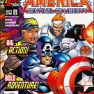CAPTAIN AMERICA SENTINEL OF LIBERTY #1 NM