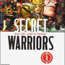 SECRET WARRIORS #6 NM (2009) DARK REIGN