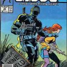 G.I.JOE, A REAL AMERICAN HERO #63 VF/NM