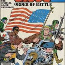 G.I.JOE ORDER OF BATTLE #1