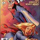 SUPERGIRL #36 VARIANT NM (2009)NEW KRYPTON