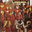 IRON MAN ARMOR WARS #1 NM (2009)