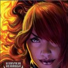 ANNA MERCURY 2 #1 NM (2009) *B* COVER PAINTED ED.