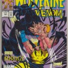 MARVEL COMICS PRESENTS (1988) #121 VF/NM *WOLVERINE VS. VENOM*