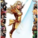 NEW MUTANTS #4 NM (2009)70TH ANNIVERSARY FRAME COVER VARIANT
