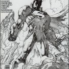 INFINITE CRISIS #6C NM (2008) SKETCH VARIANT