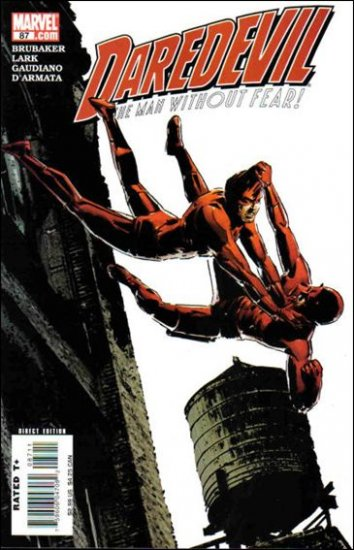 DAREDEVIL #87 VF/NM