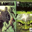 WORLD WAR HULK GAMMA CORPS SET#1-4 NM (2007)
