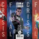 FINAL CRISIS LEGION OF 3 WORLDS SET OF #1-5 NM (2009)