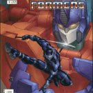 G.I. JOE VS THE TRANSFORMERS #1B  NM *IMAGE*