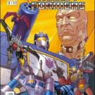 G.I. JOE VS THE TRANSFORMERS #2A  NM *IMAGE*