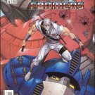 G.I. JOE VS THE TRANSFORMERS #5A  NM *IMAGE*