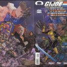 G.I. JOE VS THE TRANSFORMERS #5B WRAPAROUND COVER NM *IMAGE*