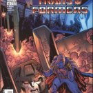 G.I. JOE VS THE TRANSFORMERS #6A  NM *IMAGE*