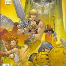 MASTERS OF THE UNIVERSE VOL 1 #2B  NM *IMAGE*