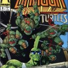 SAVAGE DRAGON VOL 2 #2 VF/NM (1993) TEENAGE MUTANT NINJA TURTLES (TMNT)