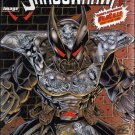 SHADOWHAWK VOL 1 #13 VF/NM *IMAGE* WILDCATS