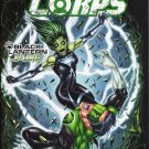 GREEN LANTERN CORPS #40   1:25 VARIANT COVER