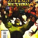 MARVEL ZOMBIES RETURN #4 NM (2009)